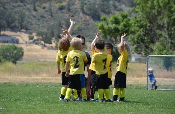 L'importanza dello sport per i bambini 2