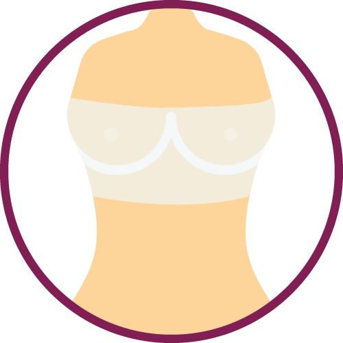 Riposizionamento chirurgia seno