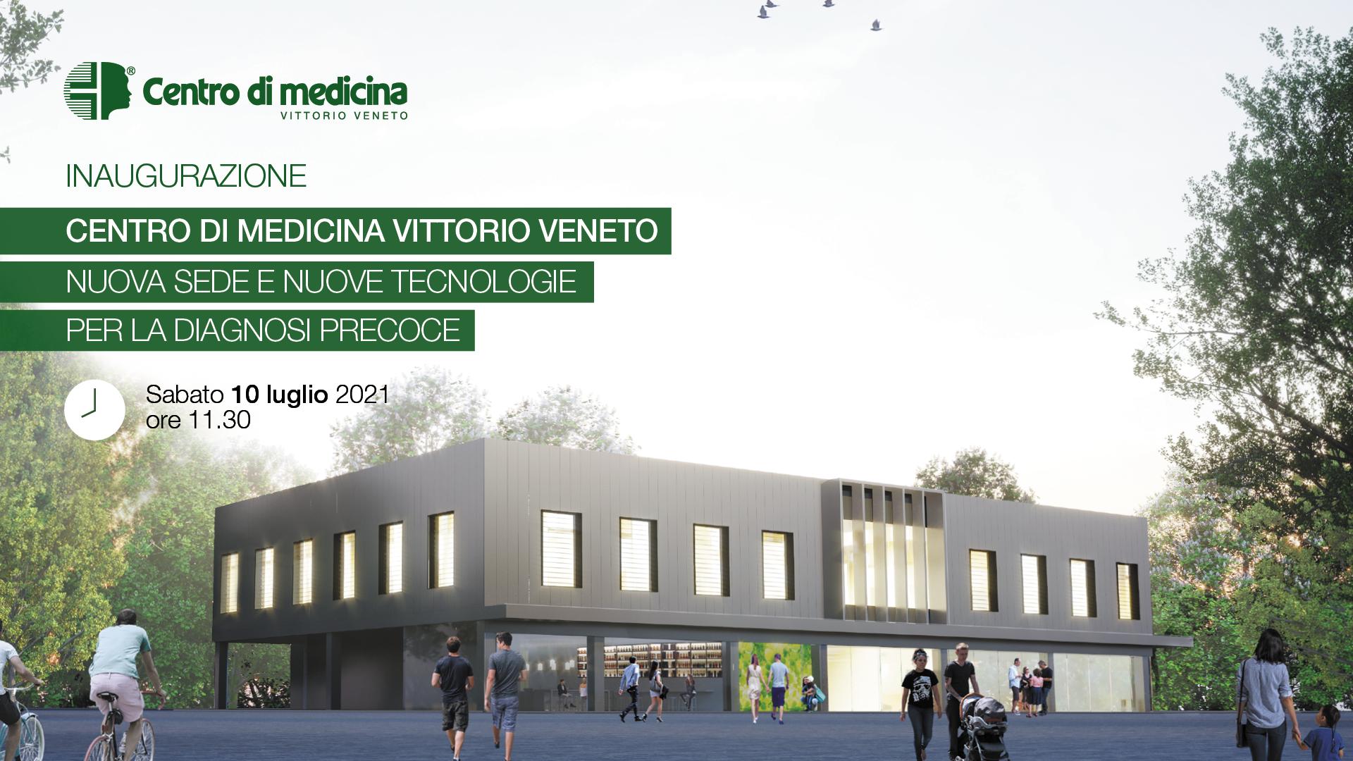 Nuova sede Centro di medicina Vittorio Veneto