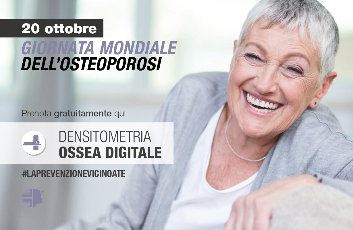 Campagna Osteoporosi 2021 Centro di medicina