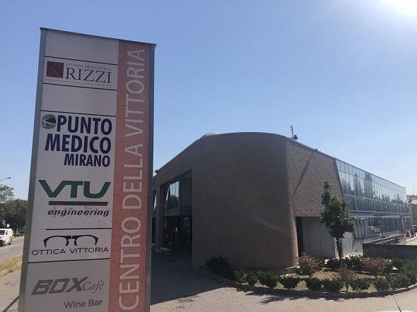 Nuova sede Centro di medicina Mirano